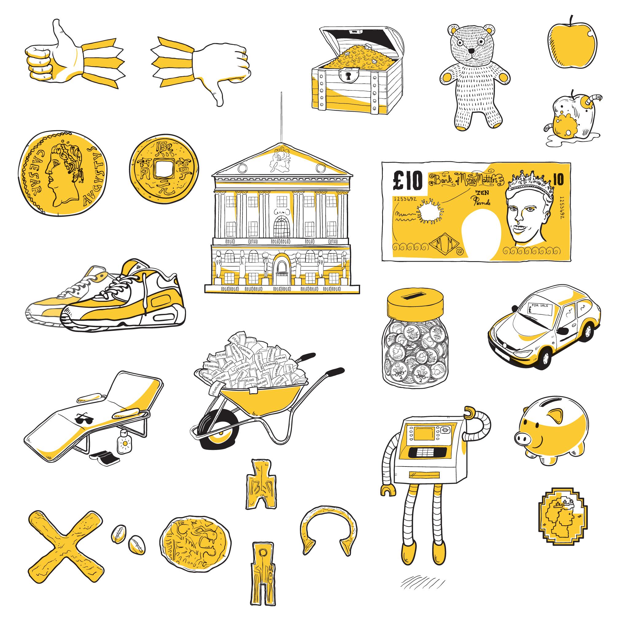 kash bm illustrations